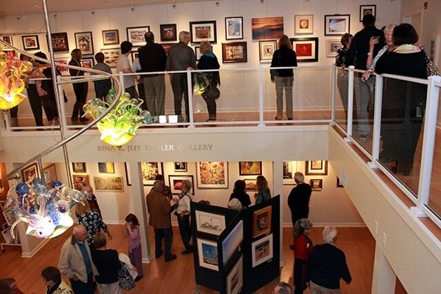 First Friday Exhibit & Opening Reception