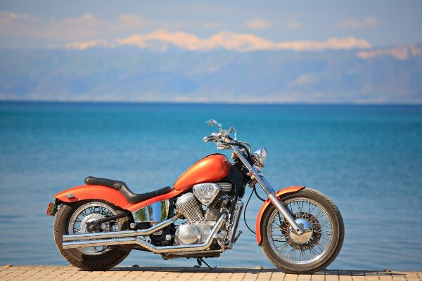 Ride to Sturgis Motorcycle Rally
