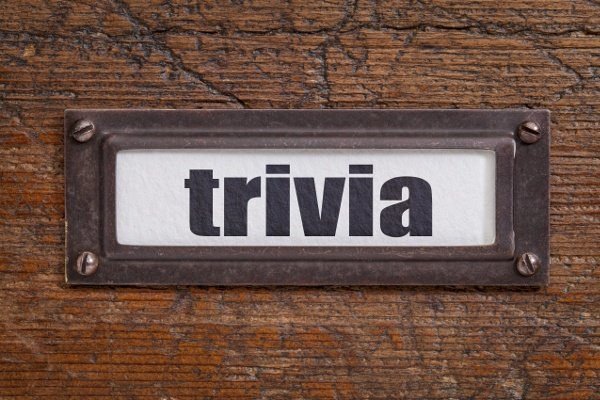 Trivia Tuesday with DJ Speed Bump